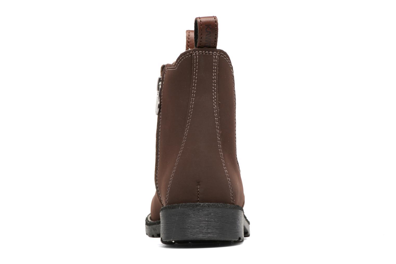 Bottines et boots Kavat Husum XC Marron vue droite
