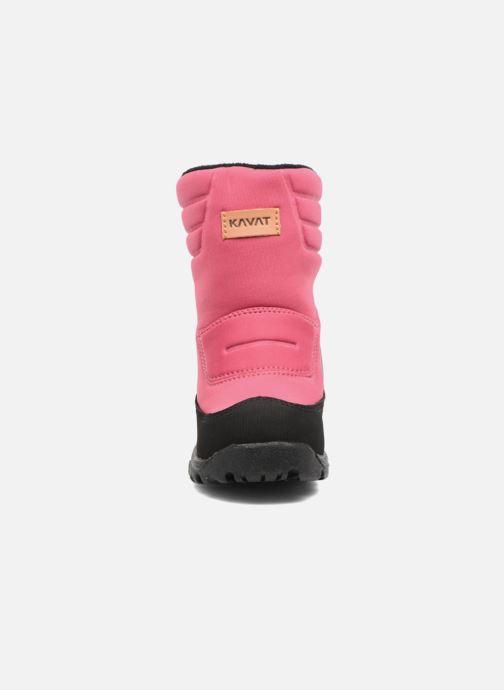 Chaussures de sport Kavat Voxna WP Rose vue portées chaussures