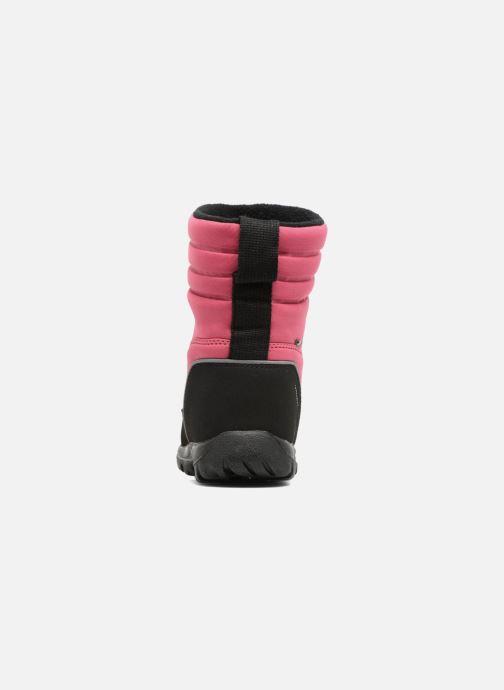 Zapatillas de deporte Kavat Voxna WP Rosa vista lateral derecha