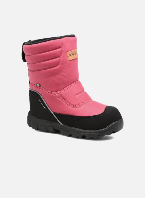 Chaussures de sport Kavat Voxna WP Rose vue détail/paire