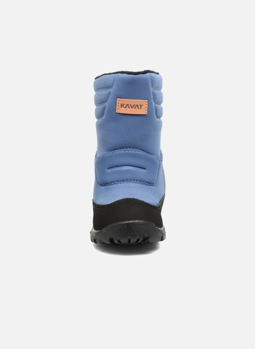 Zapatillas de deporte Kavat Voxna WP Azul vista del modelo