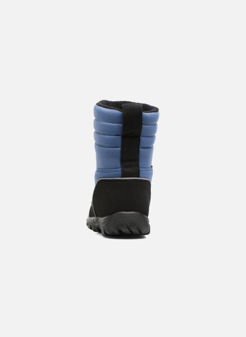 Zapatillas de deporte Kavat Voxna WP Azul vista lateral derecha