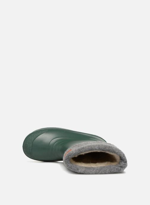 Stiefel Kavat Gimo WP grün ansicht von links