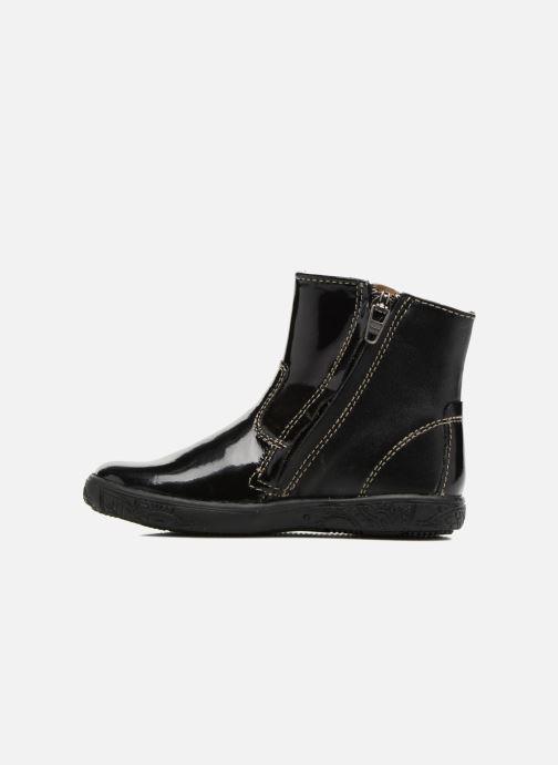 Bottines et boots Noël Mini Amra Noir vue face