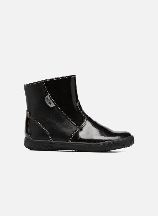 Bottines et boots Noël Mini Amra Noir vue derrière