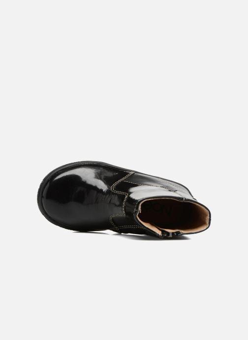 Bottines et boots Noël Mini Amra Noir vue gauche
