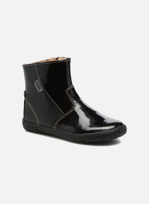 Bottines et boots Noël Mini Amra Noir vue détail/paire