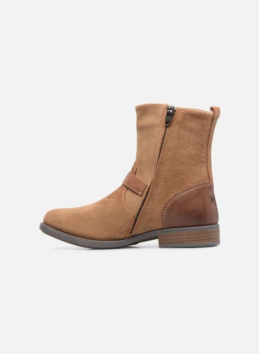 Boots & wellies Noël Fidji Brown front view