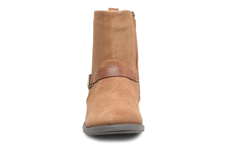 Boots & wellies Noël Fidji Brown model view
