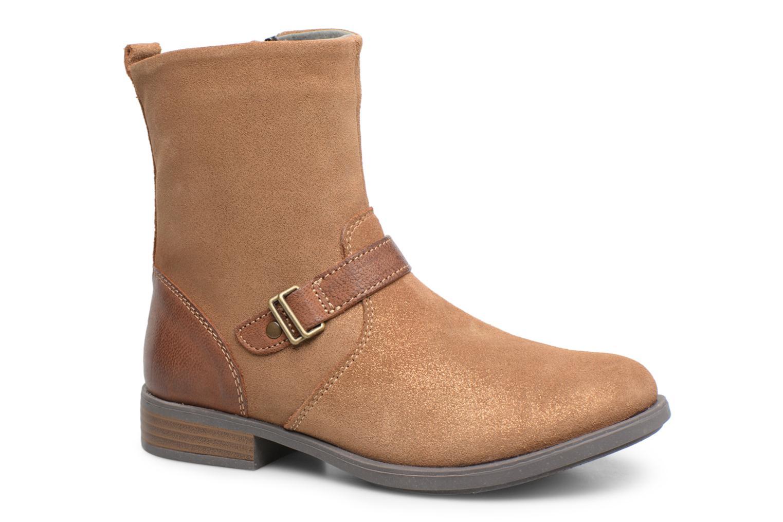 Boots & wellies Noël Fidji Brown detailed view/ Pair view
