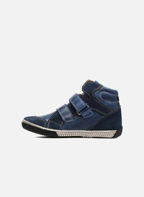 Sneaker Noël Zem blau ansicht von vorne