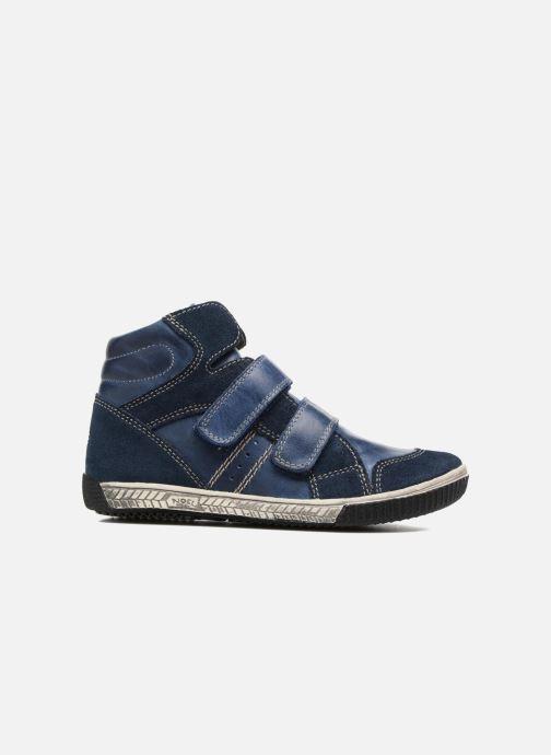 Sneaker Noël Zem blau ansicht von hinten