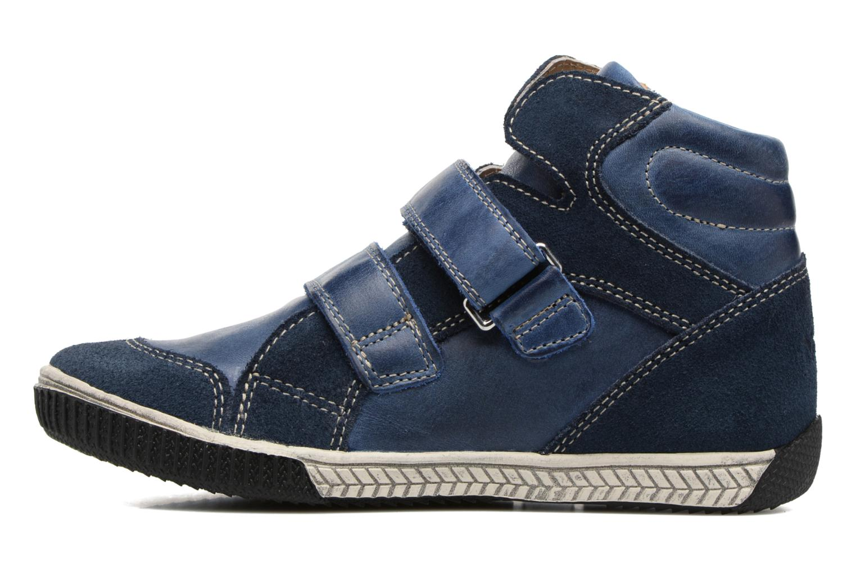 Sneakers Noël Zem Azzurro immagine frontale