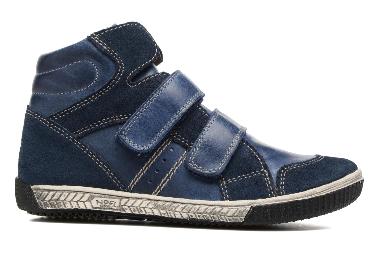 Sneakers Noël Zem Blauw achterkant