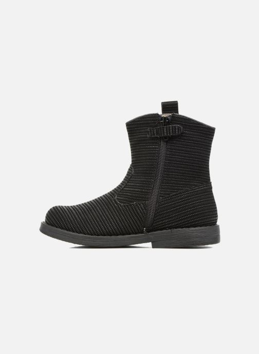 Ankle boots Mod8 Zoulia Black front view