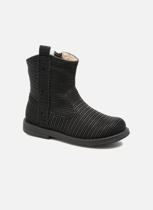 Ankle boots Mod8 Zoulia Black detailed view/ Pair view