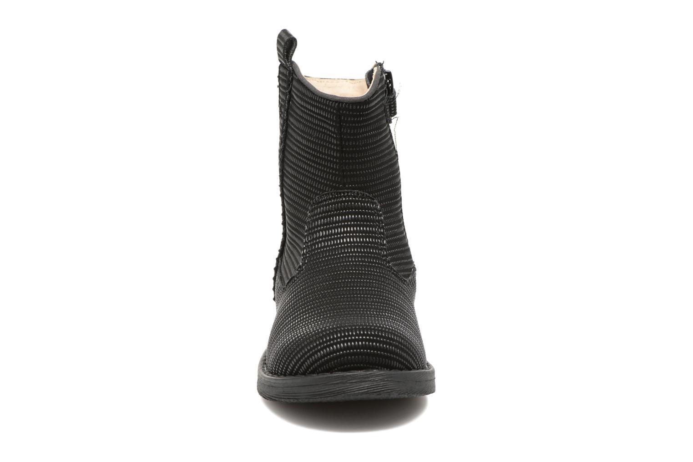 Bottines et boots Mod8 Zoulia Noir vue portées chaussures