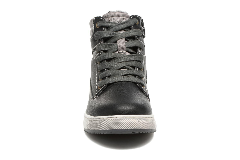 Baskets Mod8 Hyep Noir vue portées chaussures