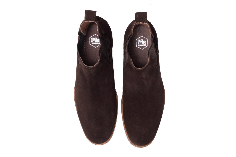 Bottines et boots Mr SARENZA Stasi Marron vue portées chaussures