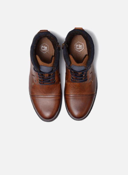 Stiefeletten & Boots Mr SARENZA Serando braun schuhe getragen