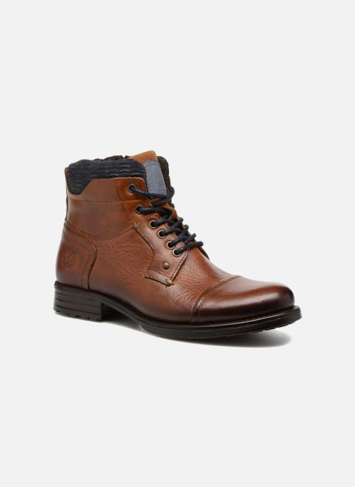 Bottines et boots Mr SARENZA Serando Marron vue droite