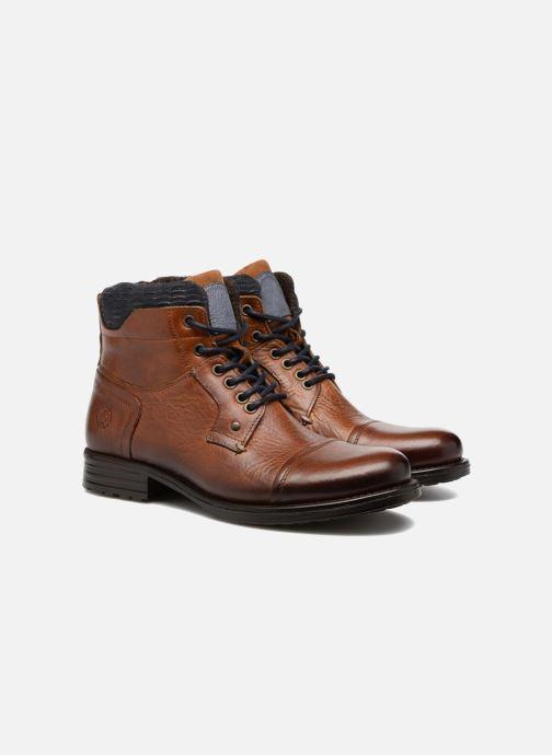 Stiefeletten & Boots Mr SARENZA Serando braun ansicht von hinten