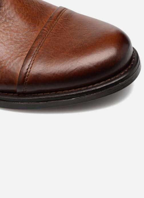 Stiefeletten & Boots Mr SARENZA Serando braun ansicht von links