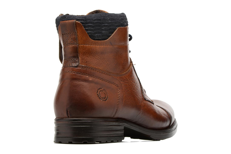 Ankle boots Mr SARENZA Serando Brown front view