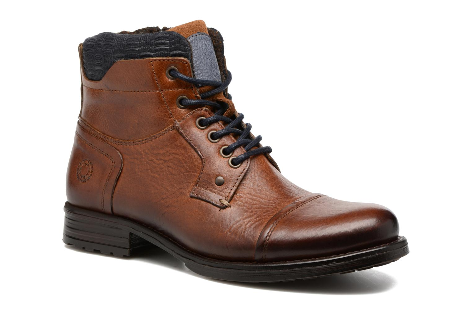 Ankle boots Mr SARENZA Serando Brown view from the right