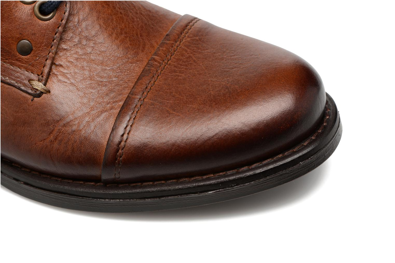 Ankle boots Mr SARENZA Serando Brown view from the left