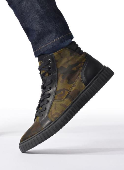 Sneakers Mr SARENZA Sessouflage Verde immagine dal basso
