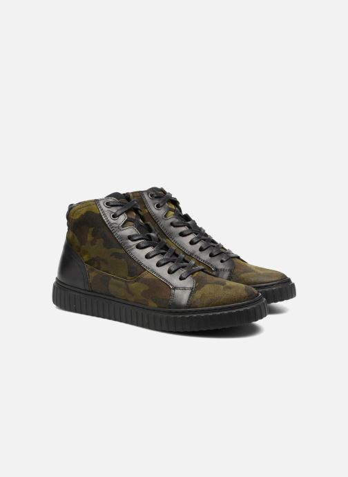 Sneakers Mr SARENZA Sessouflage Verde immagine posteriore