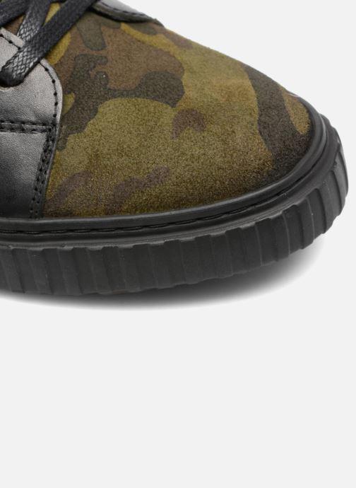 Sneakers Mr SARENZA Sessouflage Verde immagine sinistra