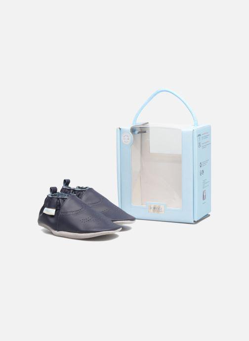 Pantofole Robeez Chic & Smart Azzurro immagine 3/4