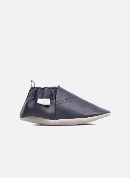 Pantofole Robeez Chic & Smart Azzurro immagine posteriore