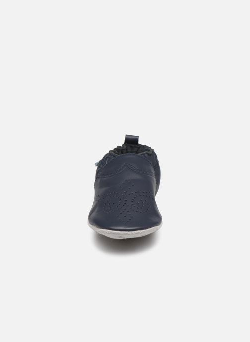 Pantoffels Robeez Chic & Smart Blauw model