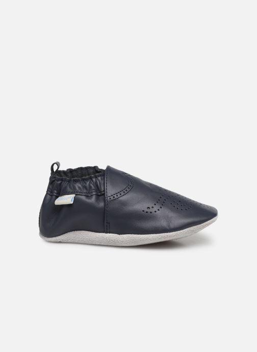 Pantoffels Robeez Chic & Smart Blauw achterkant