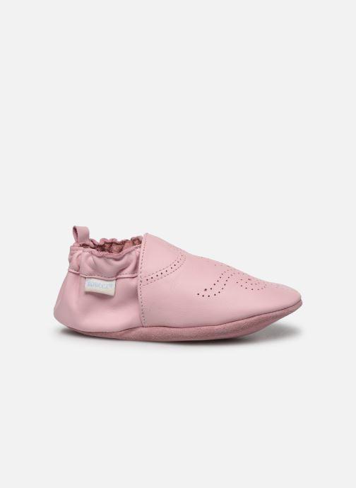 Pantofole Robeez Chic & Smart Rosa immagine posteriore