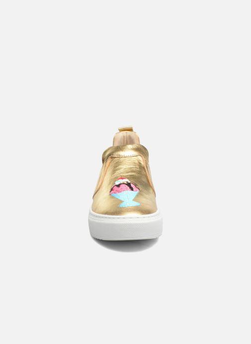 Sneakers Apologie Ice Cream Goud en brons model