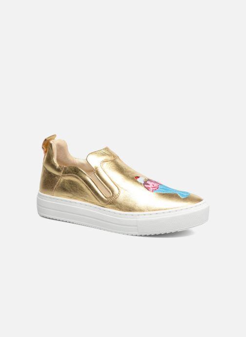 Sneakers Apologie Ice Cream Goud en brons detail