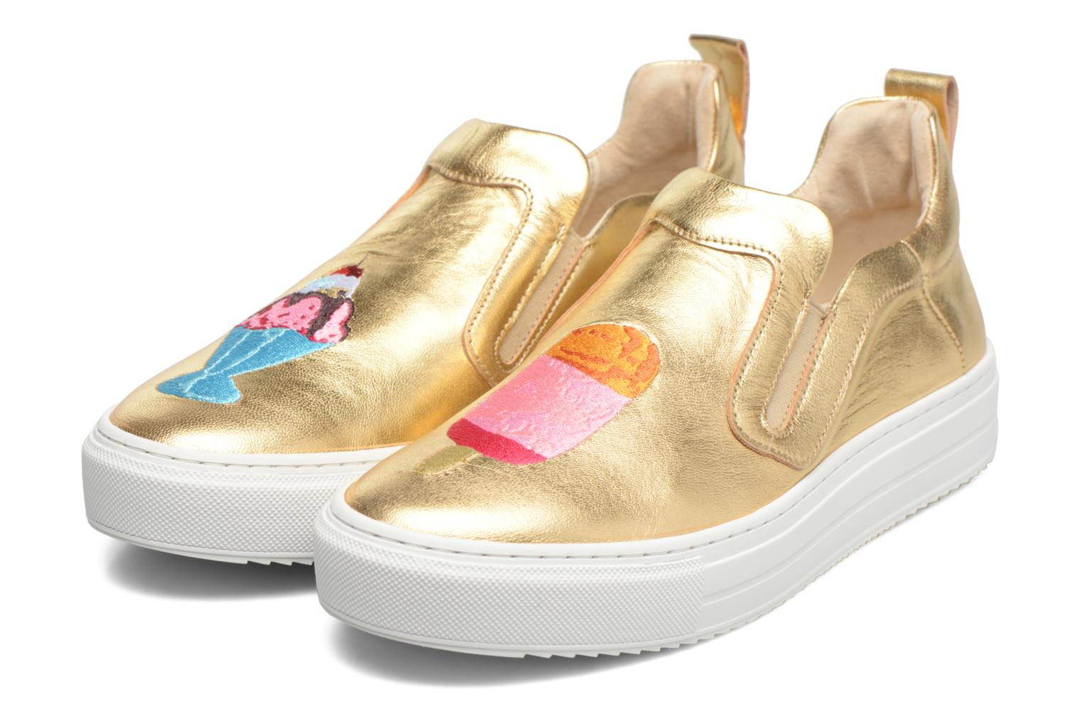 Sneaker Apologie Ice Cream gold/bronze 3 von 4 ansichten