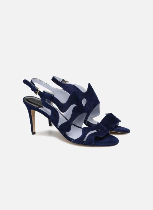 Sandales et nu-pieds Apologie Tsunami Bleu vue 3/4