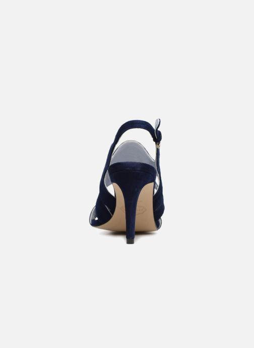 Sandales et nu-pieds Apologie Tsunami Bleu vue droite