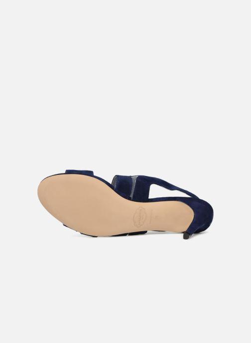 Sandales et nu-pieds Apologie Tsunami Bleu vue haut