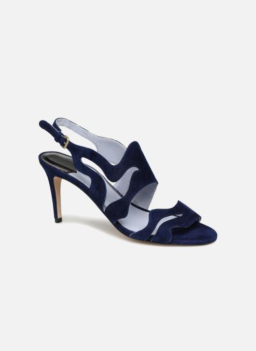 Sandales et nu-pieds Apologie Tsunami Bleu vue détail/paire