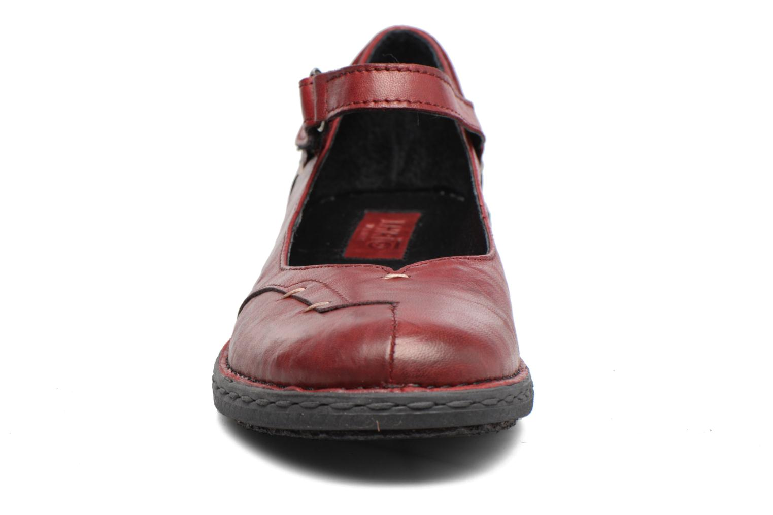 Ballet pumps Khrio Imul Red model view