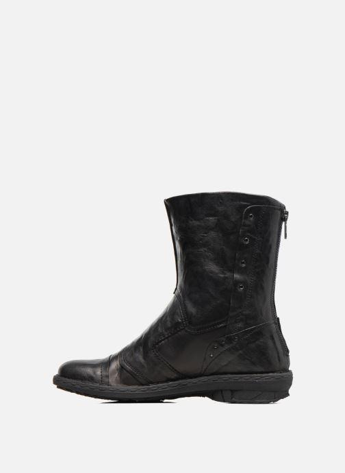Boots en enkellaarsjes Khrio Tronchetto Zwart voorkant