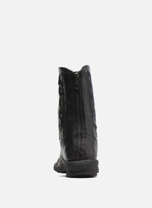 Boots en enkellaarsjes Khrio Tronchetto Zwart rechts
