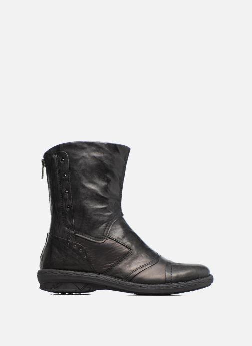 Boots en enkellaarsjes Khrio Tronchetto Zwart achterkant