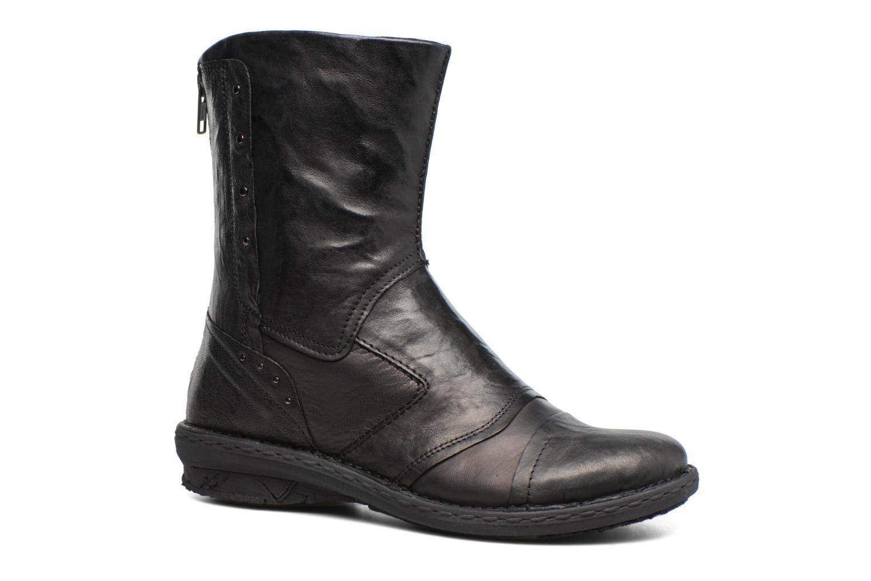 Zapatos casuales salvajes  Khrio Tronchetto (Negro) - cómodo Botines  en Más cómodo - db2562